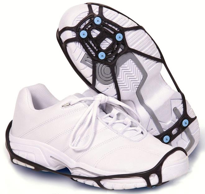 premier taux super mignon site réputé Crampons pour bottes, marche et course l'hiver | Espaces