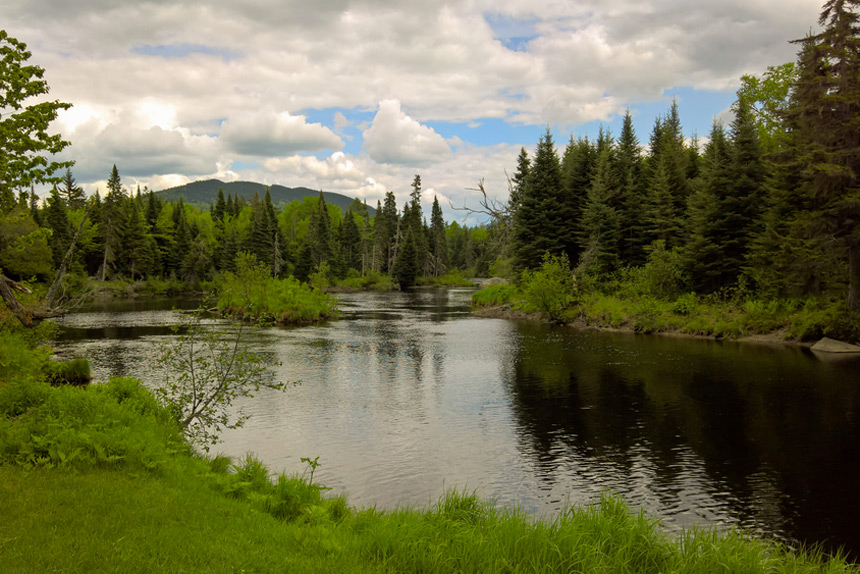 Moose RIver © Shutterstock - Wolf Pond Photography