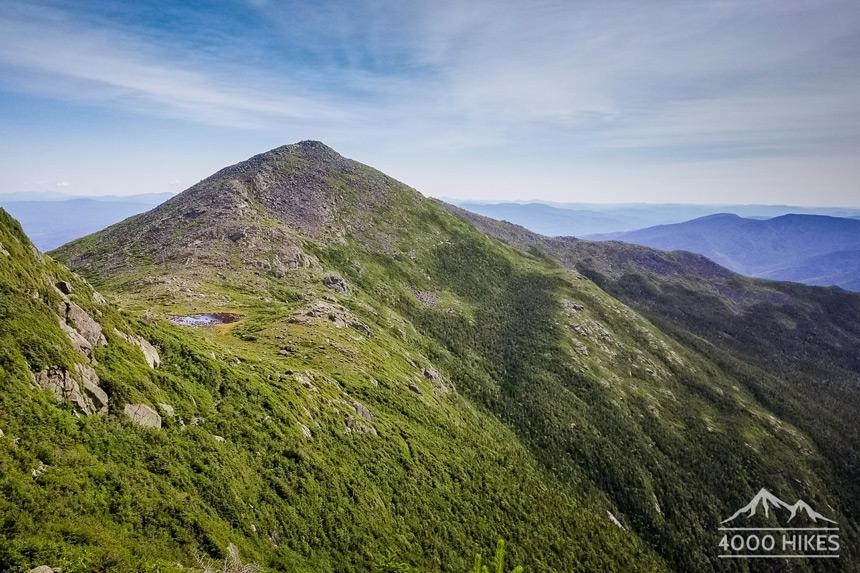 Vue depuis le Mont Adams par la Star Lake Trail © 4000 Hikes