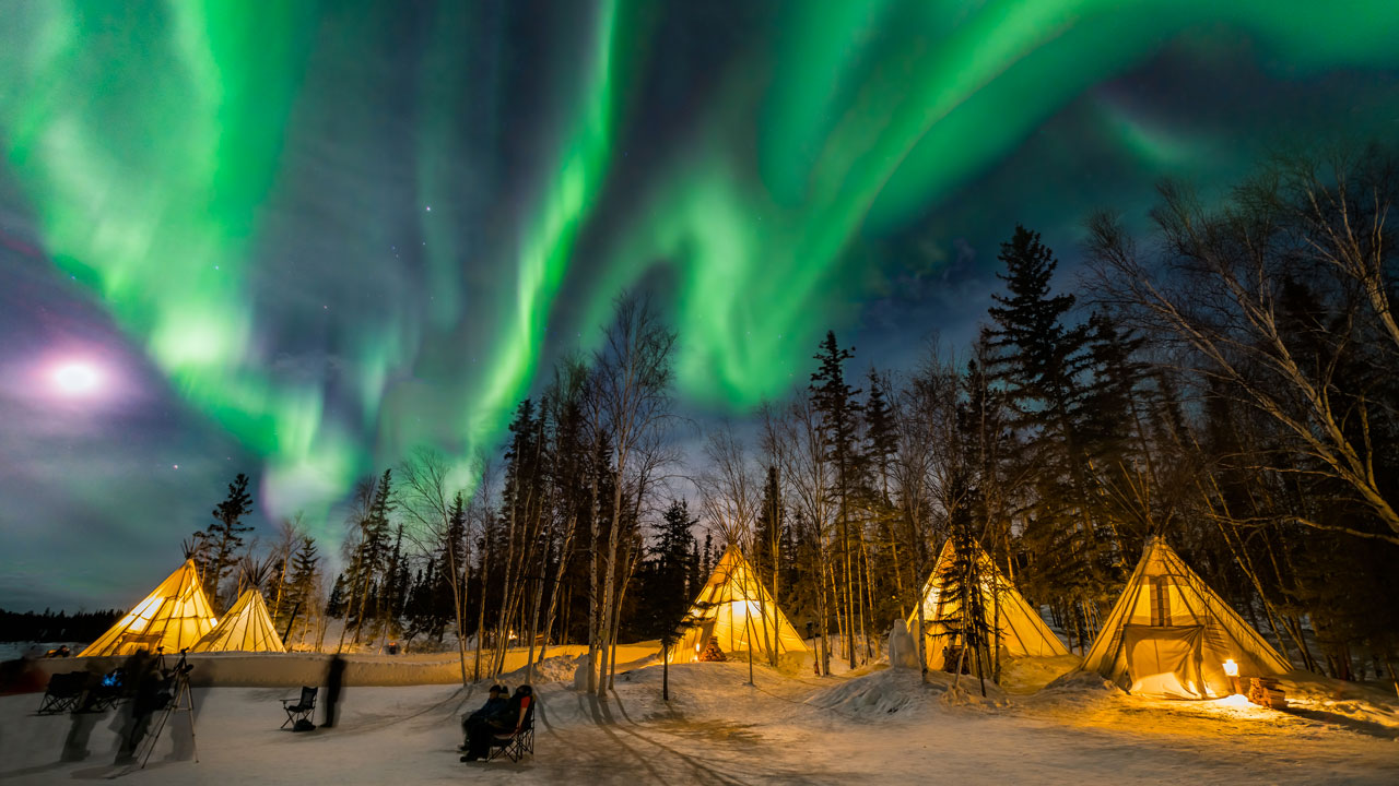 Aurora Village - Yellowknife
