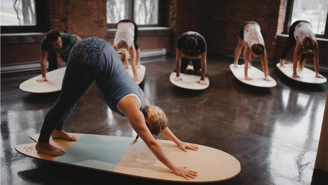 Activites Bien Etre Yoga Du Sup Yoga Sur La Terre Ferme Espaces