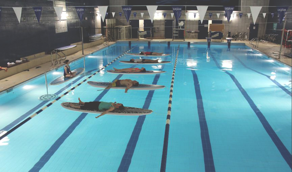 10 aventures int rieures espaces for Piscine uqam